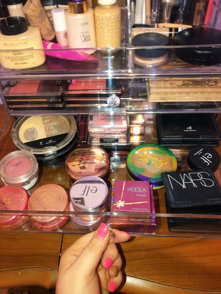 blush drawer