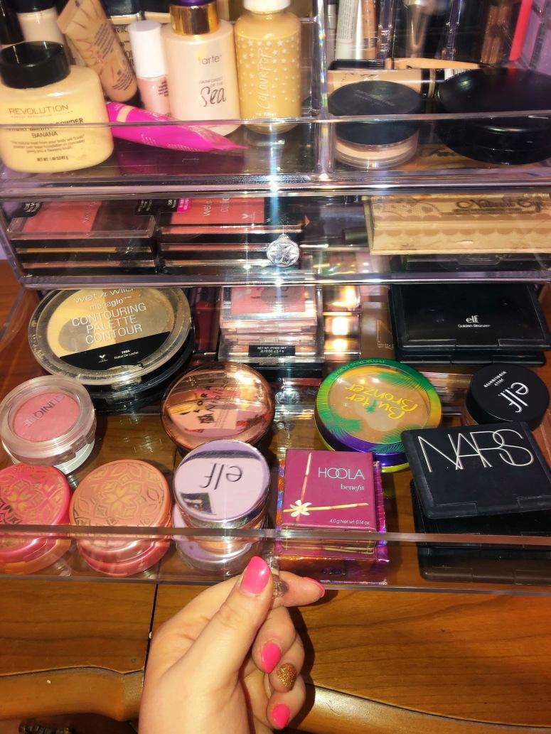 blush drawer